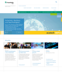 Fraunhofer Institute for Applied and Integrated Security