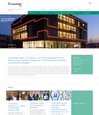 Fraunhofer Institute for Electronic Nano Systems