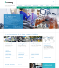 Fraunhofer Institute for Production Systems and Design Technology