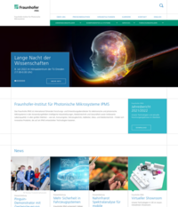 Fraunhofer Institute for Photonic Microsystems