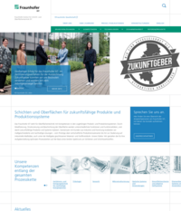 Fraunhofer Institute for Surface Engineering and Thin Films