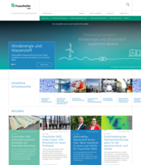 Fraunhofer Institute for Wind Energy and Energy System Technology