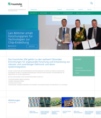 Fraunhofer Institute for Reliability and Microintegration