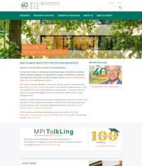 Max Planck Institutes | myScience / Directory