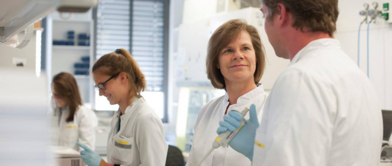 Last author Ulrike Protzer is of virology and director of the Institute of Virol