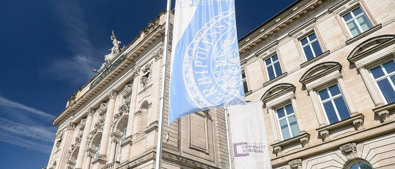 Also in the Leiden Ranking, the University of Würzburg scores excellently in int