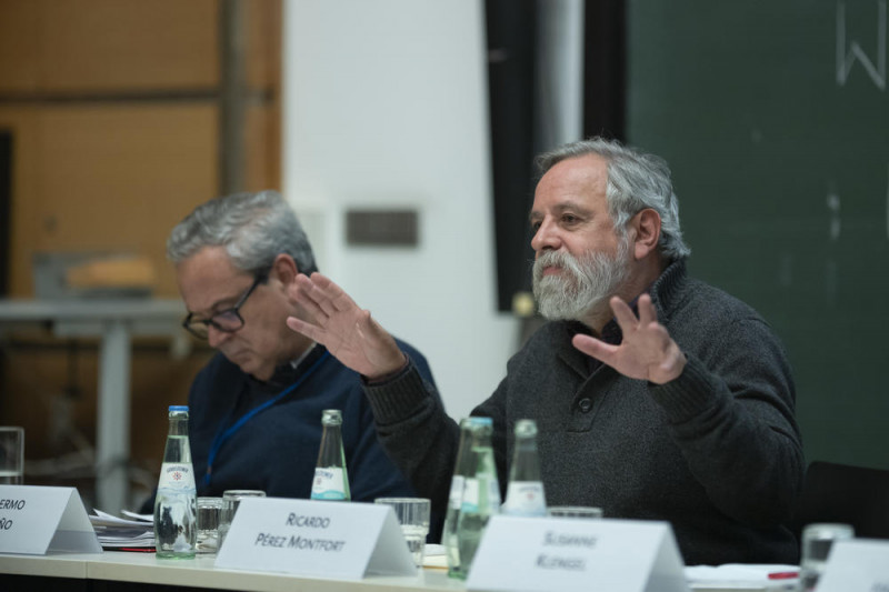 Ricardo Pérez Montfort will conduct research at the Institute for Latin American