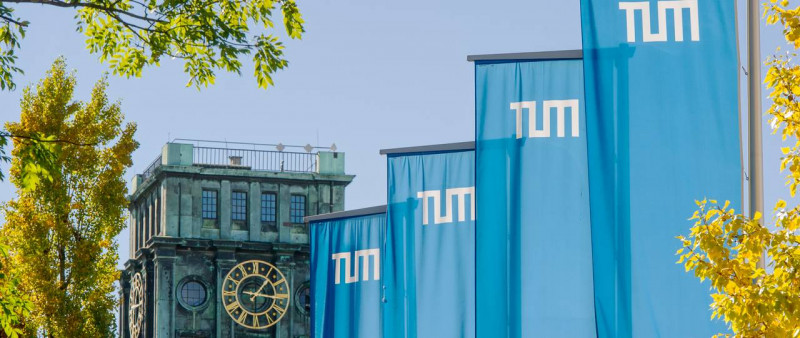 TUM has limited its operations and services    Image: Andreas Heddergott / TUM