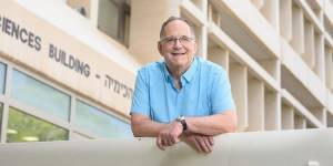 Ron Naaman © Weizmann Institute of Science