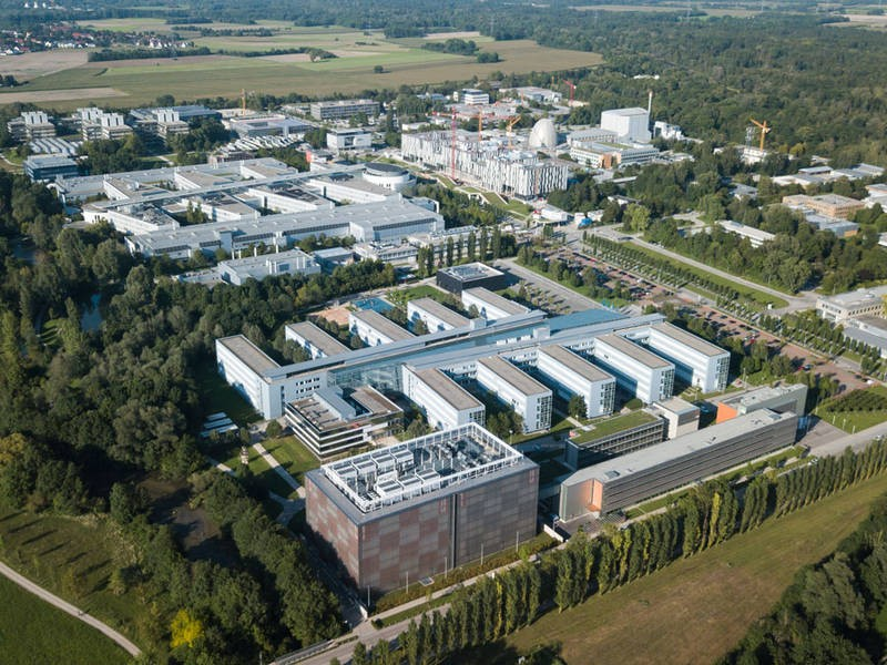 The new institute will be located on the Garching campus. (Image: ediundsepp Ges
