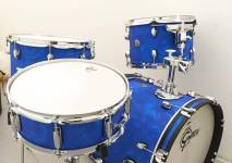 Drums in TUM-blue: This year, the TUM Jazzband will be playing at the Academic A