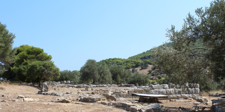 A local motor of Greek religion: the Sanctuary of Poseidon on the island of Poro