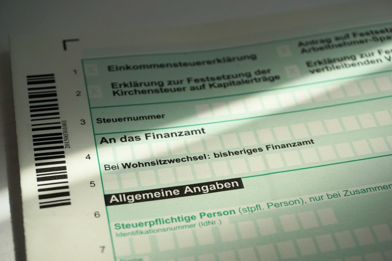 taxes in germany